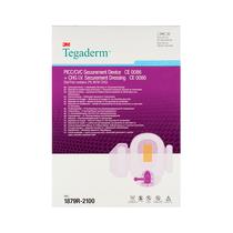 Dispositivo de Fixação para PICC/CVC com Tegaderm CHG 8,5cm x 11,5cm - 3M
