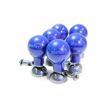 Eletrodos para ECG Precordiais com Pera de Silicone - BIONET