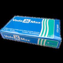 Envelope Esterilização Autosselante - 90 x 160 mm - VEDAMAX