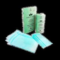 Envelope para Esterilização Autosselante 5,5 x 10cm - 200 Unid.
