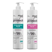 Enxaguante Bucal Nano Protect - PHS