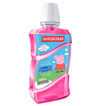 Enxaguante Bucal Peppa Pig 300ml