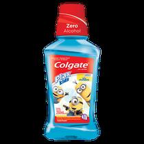 Enxaguante Bucal Plax Kids Minions 250ml - COLGATE