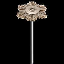 Escova de Crina de Cavalo Estrela 22mm