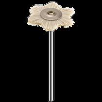 Escova de Pêlo de Cabra Estrela 22mm
