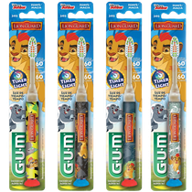 Escova Dental Infantil Lion Guard - GUM