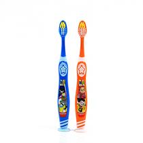 Escova Dental Infantil Smiles Teen Titans Go +6 - COLGATE