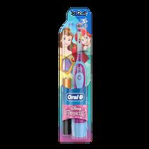 Escova Elétrica Battery Kids - Princesas - ORAL-B