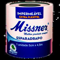 Esparadrapo Impermeável Hipoalergênico 5cm x 4,5m - MISSNER