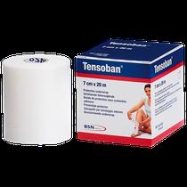 Bandagem de Proteção Tensoban Fina - 7cm x 20m - ESSITY