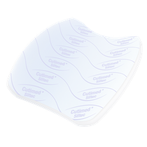 Espuma de Silicone Cutimed Siltec com Adesivo Suave - 10 x 10cm