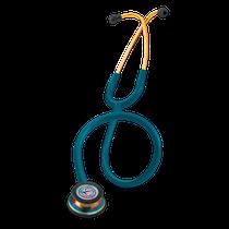 Estetoscópio Classic III Azul Caribe Rainbow 5807