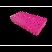Estojo para Esterilização de Instrumentos Steribox 3 - PRISMA