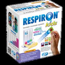 Exercitador e Incentivador Respiratório - Respiron Kids - NCS