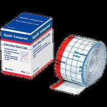 Filme Impermeável com Adesivo Leukoplast Hypafix Rolo Transparente - 5cm x 10m - ESSITY