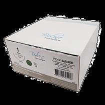 Fio de Sutura BioPDO 1 - Ag. 4,0 1/2 - Fio 70 cm