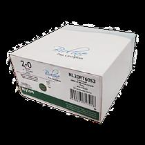 Fio de Sutura Nylon 2.0 - Ag. 6,0 Reta - Fio 75 cm