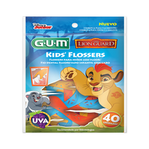 Fio Dental Lion Guard Flosser - GUM