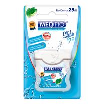 Fio Dental Slide Pro Menta - 25m - MEDFIO