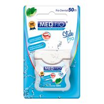 Fio Dental Slide Pro Menta - 50m - MEDFIO