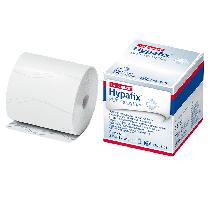 Fita Adesiva de Silicone Leukoplast Hypafix Skin Sensitive Rolo - 5cm x 5m - ESSITY