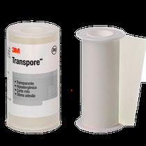 Fita Médica Transparente 3M Transpore 1527 - 10cm x 4,5m - 3M