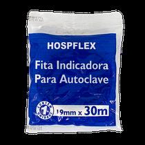 Fita para Autoclave 19mmx30m - HOSPFLEX