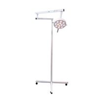 Foco Cirúrgico Veterinário DL4000 12 Leds Pedestal com Bateria - DELTA LIFE