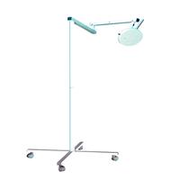 Foco Cirúrgico Veterinário DL4000 6 Leds Pedestal com Bateria - DELTA LIFE