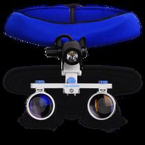 Fotóforo Head Spot II c/ Luz e Lupa - 3,5 x 340mm