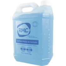 Gel Condutor para Ultrasson e Corrente Azul 5kg - RMC