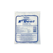 Gesso Comum Kdent Tipo II - QUIMIDROL