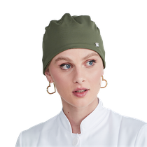 Gorro Bandana Feminino Veneto - Verde Militar - DRA. CHERIE