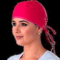 Gorro Bandana Gabardine - Pink - NAMASTÊ