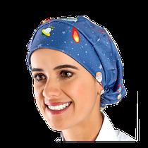 Gorro c/ elástico - Super Espaço