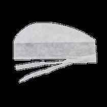 Gorro Descartável com Laço - Branco - PROTDESC