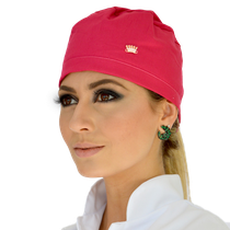 Gorro - Estilo Bandana Pink