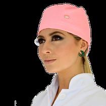 Gorro - Estilo Bandana Rosa Fluor