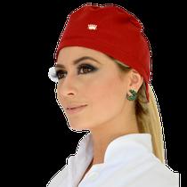 Gorro - Estilo Bandana Vermelha
