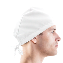 Gorro Premium com Tira Branco - DENTAL SPEED