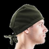 Gorro Premium com Tira Verde Militar  - DENTAL SPEED