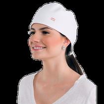 Gorro Bandana Couture Oncinha - Off White