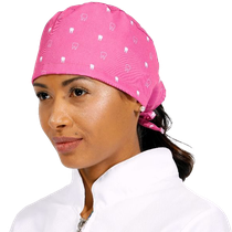 Gorro Bandana Teeth - Pink - FUN WORK