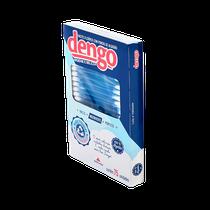 Hastes Flexíveis com Pontas de Algodão - 75 Unid. - DENGO