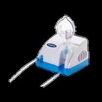 Inalador Nebulizador Adulto e Infantil Azul MD1000 AZT - MEDICATE