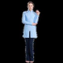 Jaleco Feminino Moviment - Azul Spa