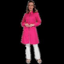 Jaleco Feminino Vision - Pink - FUN WORK