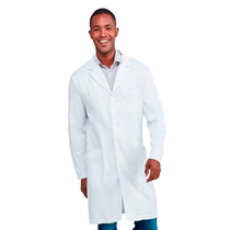 Jaleco Masculino Essential Branco - P - DRA. CHERIE