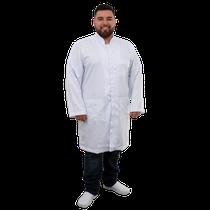 Jaleco Masculino Plus Size Unik - Branco - FUN WORK