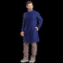 Jaleco Masculino Royale - Azul Marinho